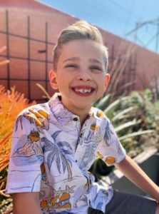 CCN's March 11th Run to Fight Cancer Hero is Jackson